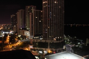 View from Miami Hilton