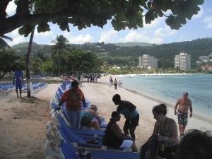 Paradise Beach, Jamaica
